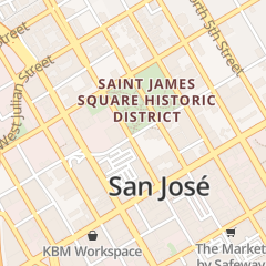 Directions for A Accredited Drug Rehab & Alcohol Detox Treatment Center 24 Hour in San Jose, CA 105 N 1st St