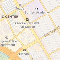 Directions for Bank of America in San Jose, CA 777 n 1st St Lbby
