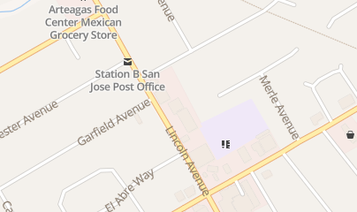Directions for Goosetown Lounge in SAN JOSE, CA 1072 Lincoln Ave