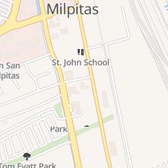 Directions for Deguzman & Associates in Milpitas, CA 16 Corning Ave Ste 262
