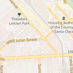 Directions for San Jose Blue - Main Ofc in San Jose, CA 835 W Julian St