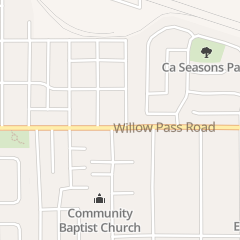 Directions for Mission Pentecostes in Bay Point, CA 2224 Willow Pass Rd