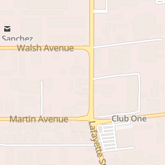 Directions for California Specialty Contractors Inc. in Santa Clara, CA 2574 Lafayette St
