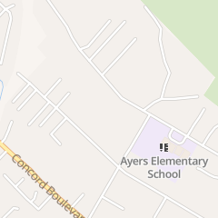 Directions for Myrtle Farm Montessori School in Concord, CA 4976 Myrtle Dr
