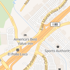 Directions for Le Nail and Spa in Vacaville, CA 1671 E Monte Vista Ave Ste 103