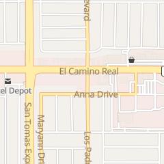Directions for Sean's Salon in Santa Clara, CA 1580 Los Padres Blvd