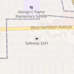 Directions for Safeway in Campbell, CA 950 W Hamilton Ave