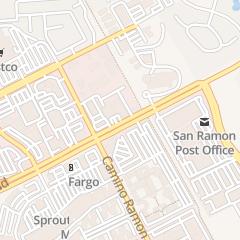 Directions for Montessori School of San Ramon in San Ramon, CA 3280 Crow Canyon Rd