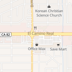 Directions for Great Clips for Hair in Santa Clara, CA 2794 El Camino Real Ste 102