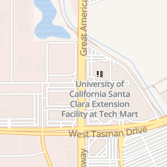 Directions for Global Knowledge in Santa Clara, CA 5201 Great America Pkwy Ste 219