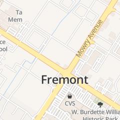 Directions for Mcdonald's Restaurant in Fremont, CA 38860 Fremont Blvd