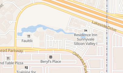 Directions for Faultline Brewing Company in Sunnyvale, CA 1235 Oakmead Pkwy