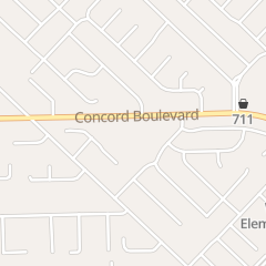 Directions for First Evangelical Lutheran Church in Concord, CA 4000 Concord Blvd