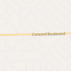Directions for First Evangelical Lutheran Church in Concord, CA 4006 Concord Blvd