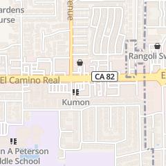 Directions for Seema Beauty Salon in Sunnyvale, CA 1082 E El Camino Real Ste 4
