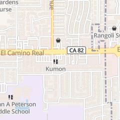 Directions for Supercuts in Sunnyvale, CA 1054 E El Camino Real