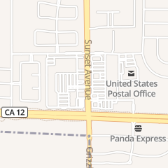 Directions for Pazdel Chiropractic Inc. in Suisun City, CA 258 Sunset Ave Ste I