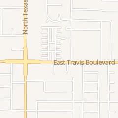 Directions for Unique Cuts in Fairfield, CA 340 E Travis Blvd