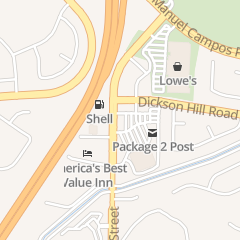 Directions for Shear Fx in Fairfield, CA 3336 N Texas St Ste I