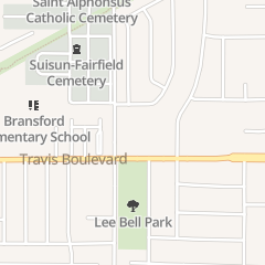 Directions for Saint Mark's Lutheran Church in Fairfield, CA 1600 Union Ave