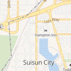 Directions for Shear Madness Salon in Suisun City, CA 411 Main St Ste A