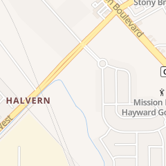 Directions for Mission Hills of Hayward Golf Course in Hayward, CA 275 Industrial Pkwy