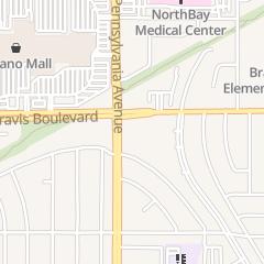 Directions for Medex View llc in Fairfield, CA 1261 Travis Blvd