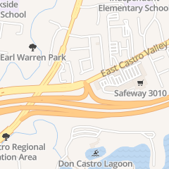Directions for Castro Valley Smiles Dentistry in Castro Valley, CA 3779 E Castro Valley Blvd