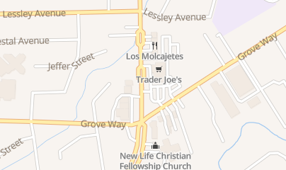 Directions for Trader Joe's in Castro Valley, CA 22224 Redwood Rd