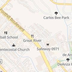Directions for Locksmith in Hayward, CA 22222 Foothill Blvd