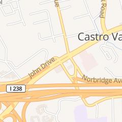 Directions for B a Morrison in Castro Valley, CA 2455 Castro Valley Blvd