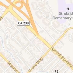 Directions for Wendy Miller Mft in Hayward, CA 21297 Foothill Blvd Ste 100