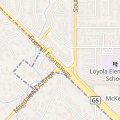 Directions for Gymboree Play & Music Program in Los Altos, CA 664 Los Altos Rancho
