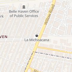 Directions for Michoacana Market LA in Menlo Park, CA 1305 Willow Rd