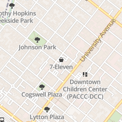 Directions for 7-Eleven - No. 18584 in Palo Alto, CA 401 Waverley St