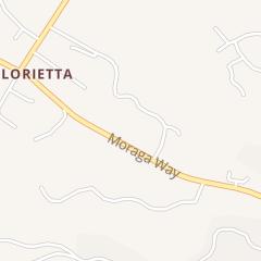 Directions for Holy Shepherd Lutheran Church in Orinda, CA 433 Moraga Way