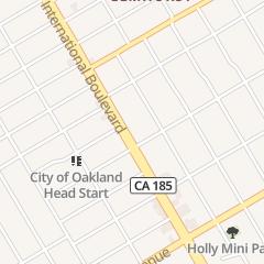 Directions for New Dealers Barber Shop in Oakland, CA 9318 International Blvd