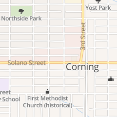 Directions for CORNING OBSERVER in Corning, CA 1208 Solano St