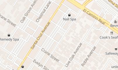 Directions for Trader Joe's in Menlo Park, CA 720 Menlo Ave