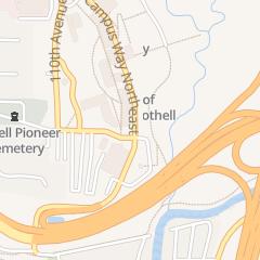 Directions for University of Washington in Bothell, WA 18115 Campus Way NE
