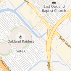 Directions for Oakland Athletics Baseball Company in Oakland, CA 7000 Coliseum Way Ste 3