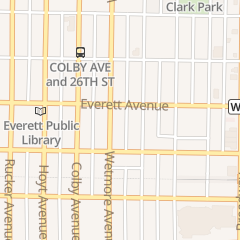 Directions for Omega Engineering Inc in Everett, WA 2709 Wetmore Ave