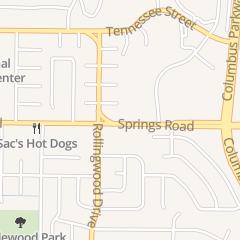 Directions for Farmers Insurance - Nenita Mendoza in Vallejo, CA 2624 Springs Rd