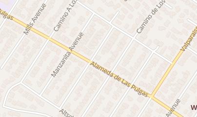 Directions for Country Corner in Menlo Park, CA 3207 Alameda DE Las Pulgas