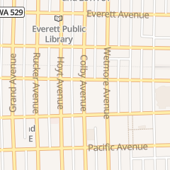 Directions for Craving Cajun Grill in Everett, WA 2915 Colby Ave Suite A