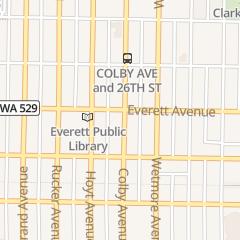 Directions for Steve Palmer in Everett, WA 2722 Colby Ave Ste 105