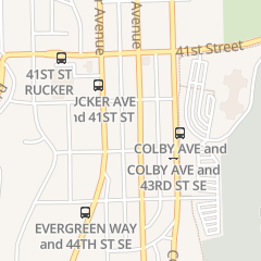 Directions for Olympic Physical Therapy in Everett, WA 4220 Hoyt Ave