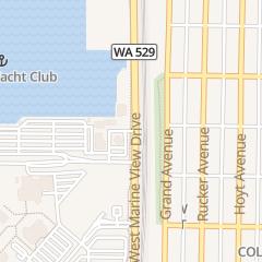 Directions for Blue Mango Bistro in Everett, WA 1728 W Marine View Dr Ste 112