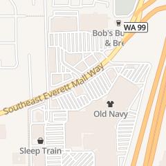 Directions for Bill Babulion Enterprises llc in Everett, WA 1402 Se Everett Mall Way