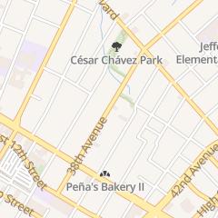 Directions for Filmon Barber Shop in Oakland, ca 3856 Mlk